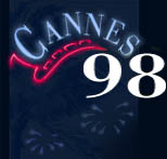 logo cannes 98