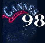 logo cannes 98